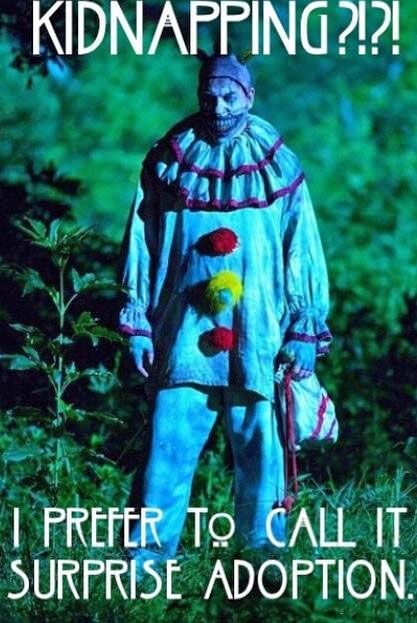 Twisty - American Horror Story Freak Show