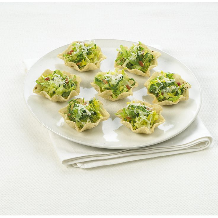 Caesar Scoops!® - Create the tastiest Caesar Scoops!®, Tostitos® own with step-by-step instructions. Make the best for any occasion.
