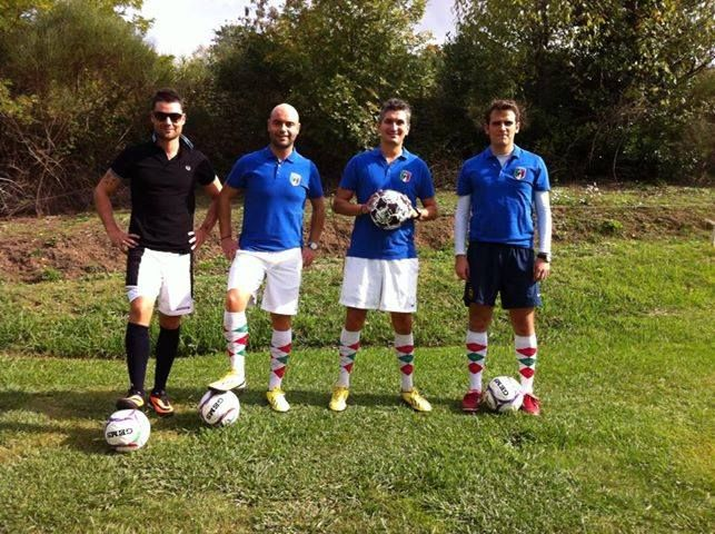 FootGolf Siena team al gran completo