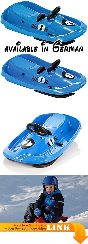Hamax Bob Lenkbob Lenkschlitten Schlitten Sno Formel blau. ein toller Bob mit Bremse und Lenkrad, Markenqualität von HAMAX, stabile Ausführung, breite Kunststoff Kuven für exakten Spurlauf inkl. Zugschnur mit Griff. Länge ca 96cm.. DER SCHLITTEN HAT BEREITS MEHRERE DESIGN-PREISE GEWONNEN!. Der Sno Formel ist ein Lenkschlitten, der im Laufe der Jahre mehrere Design-Auszeichnungen gewonnen hat und zu den Bestsellern von Hamax gehört. Der Sno Formel hat ausgezeichnete Gleit-und