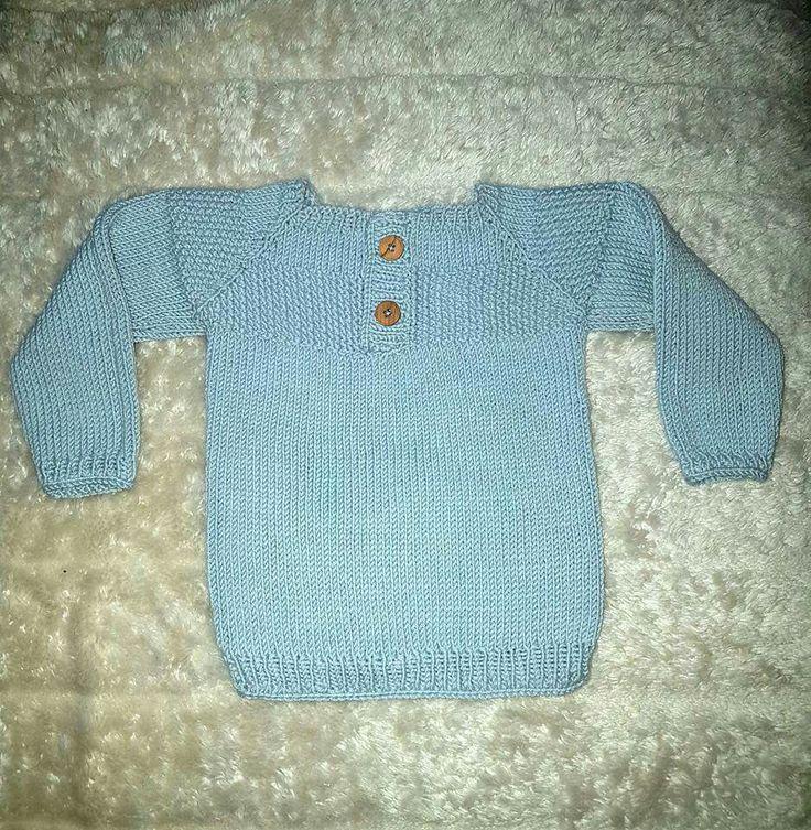 Gullgutten genser :-)