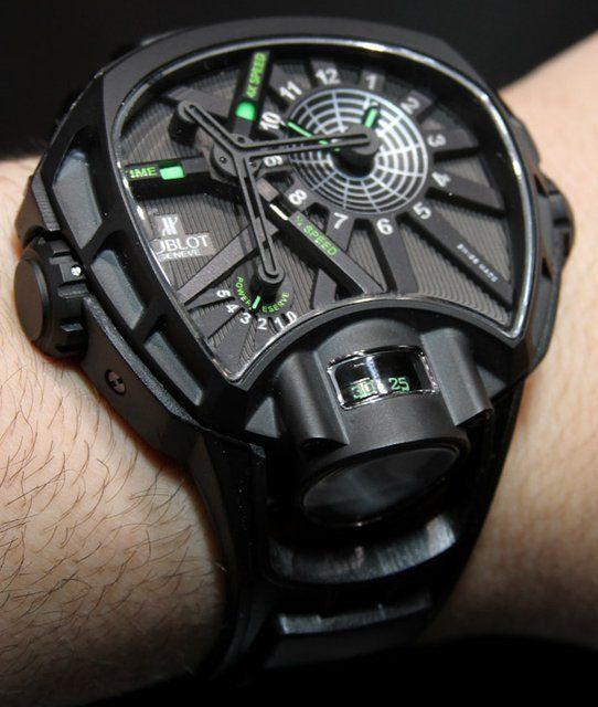 Fancy - Hublot MP-02 Key of Time Watch