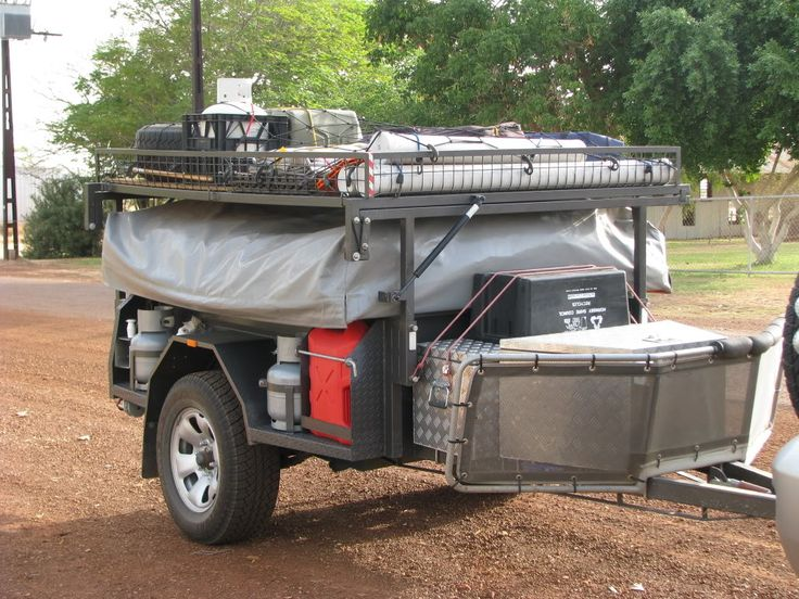 Homemade Off Road Trailers Camel Off Road Off Road