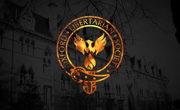Oxford Libertarian Society by Milosz Lodowski, via Behance