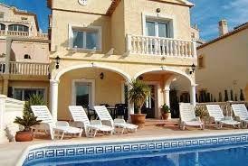 Holiday home Calpe Costa Blanca Villa Spain for rent Sandra 2