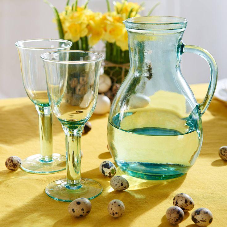 AUTHENTIC kancsó üveg 2.25l