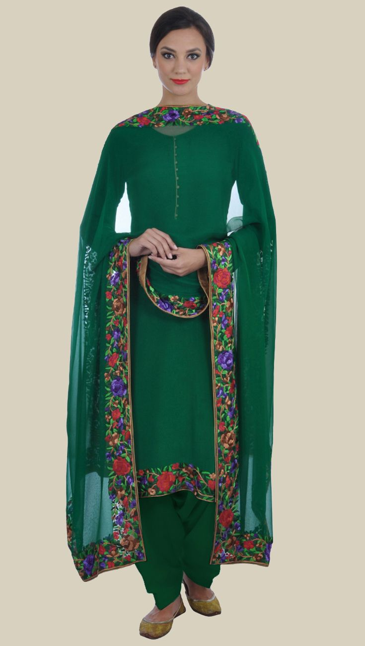 Best designs for punjabi suits images on pinterest