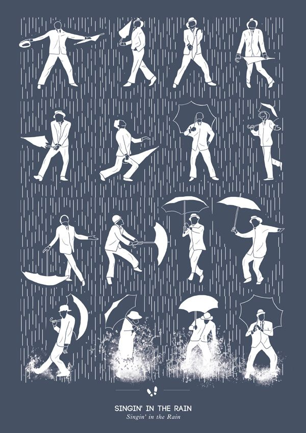 singing in the rain. love that movie