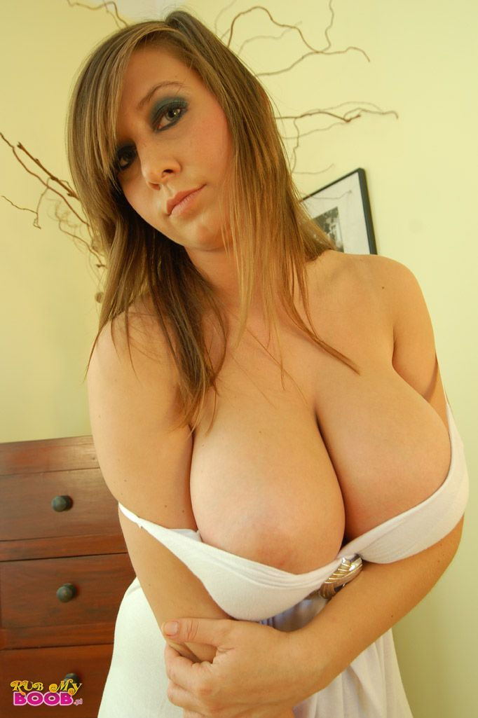 Best huge natural tits