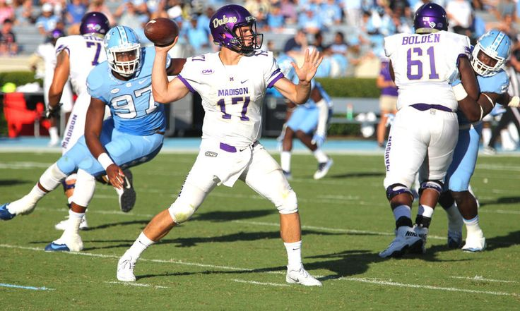 Could James Madison bring the FCS title back to the East Coast? = A year ago when James Madison and Richmond met, the ESPN College GameDay crew was there and JMU quarterback Vad Lee was riding a wave of national attention before one of the most hyped FCS regular season games ever.  When.....