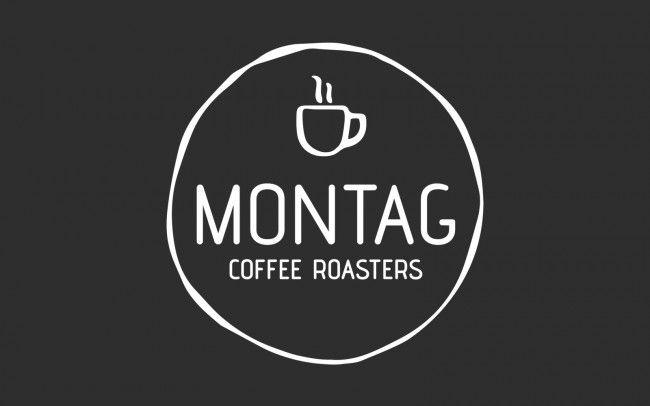 Montag Coffee Logo Tasarımı