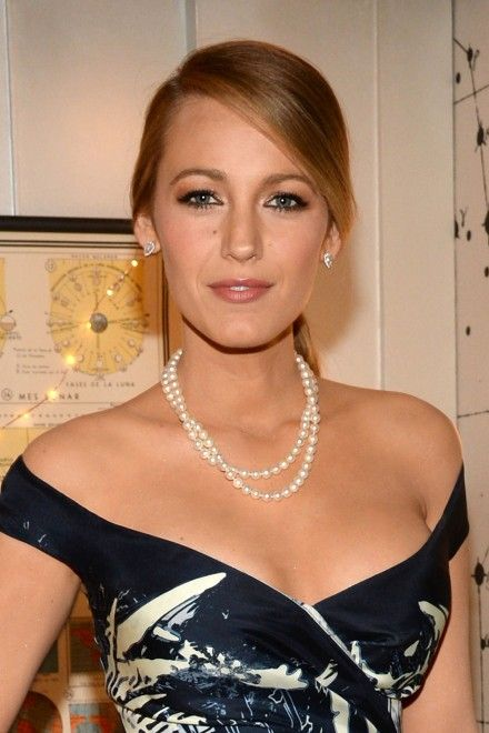 Blake Lively promotes The Age Of Adaline in New York - April 21, 2015