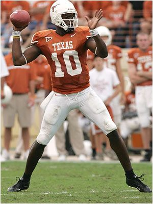 Vince Young and Longhorn Football