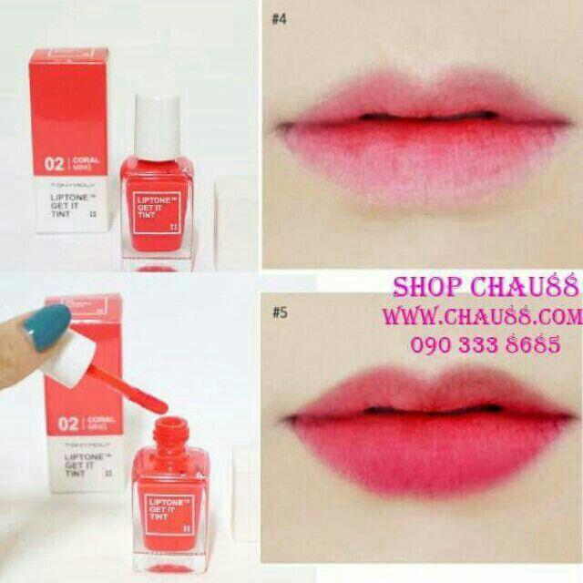 Son môi Liptone Get It Tint #2 với giá ₫135.000 chỉ có trên Shopee! Mua ngay: http://shopee.vn/shopchau88/4444102 #ShopeeVN