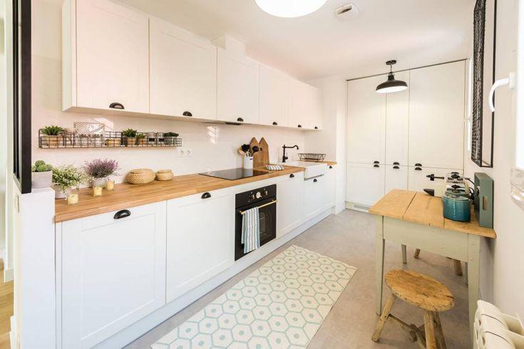 Les 25 meilleures id es de la cat gorie chaleureuse sur pinterest lumi res en bois terrasse - Deco cuisine chaleureuse ...