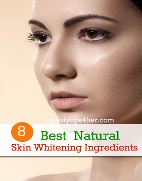 8 Effective and All-Natural Skin Whitening Ingredients | DIY Beauty Skincare and Health Tips