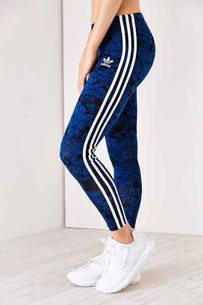 25 best ideas about floral leggings on pinterest for Adidas floral shirt urban outfitters