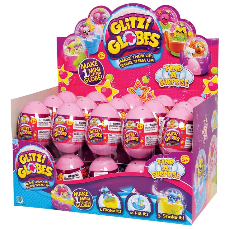 Awesome glitzi globes that you can find at toys R us :) for 2.99 each