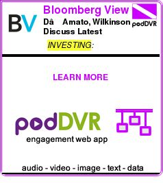 #INVESTING #PODCAST  Bloomberg View    D'Amato, Wilkinson Discuss Latest Election Polls (Audio)    LISTEN...  http://podDVR.COM/?c=666dd128-be3d-950e-3695-aab0c79b697e