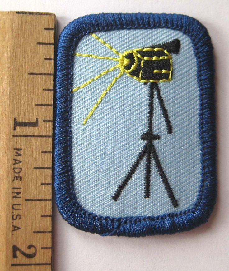 12 best cadette special agent badge images on pinterest