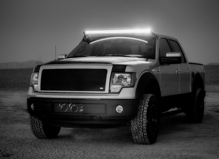 "My 2012 F150 FX4 with many, many mods aka ""The Work"
