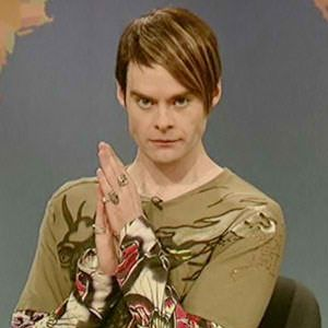 SNL Bill Hader as Stefano