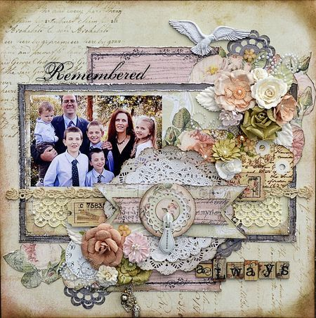 so many gorgeous details on this scrapbook layout, truly beautiful: Scrapbook Ideas, Crafts Ideas, Prima Scrapbook, Layout Scrapbook, Scrapbook Everything, Prima Layout, Chic Scrapbook, Scrapbook Layout, Scrapbook Prima