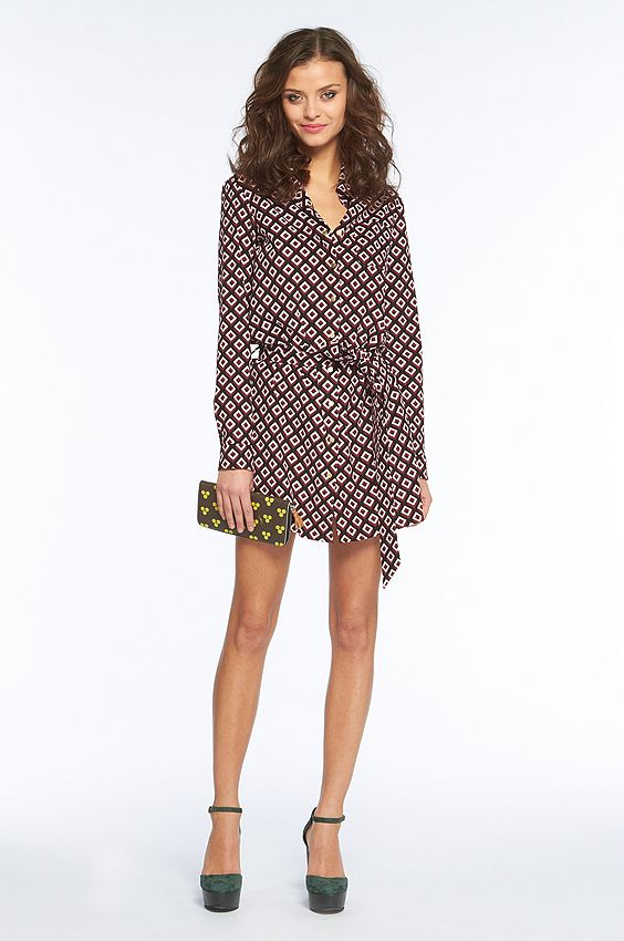 Wrap AroundsPrints Dresses, Dresses Dvf, Style, Clothing, Dvf Dresses, Classic Dvf, Cords Dresses, Accessories, Wraps Dresses