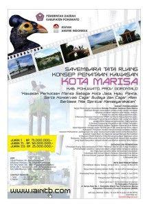 Sayembara Tata Ruang ; Konsep Penataan Kawasan Kota Marisa, Kab. Pohuwato – Provinsi Gorontalo   ARSITEKTUR-INDONESIA.COM