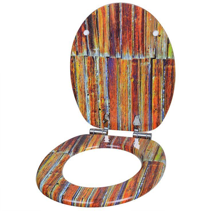 Durch die feine Verarbeitung von hochwertigen Materialien bieten unsere WC-Sitze, nicht nur eine edle Optik in Ihrem Badezimmer, sondern auch eine hohe Stabilität und langhaltige Lebensdauer.Unsere WC-Sitze verleihen Ihrem Badezimmer...
