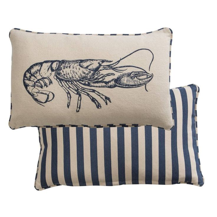 Give Your Home A Touch Of Nautical Charm With Our Rock Lobster Cushions These Wonderfully