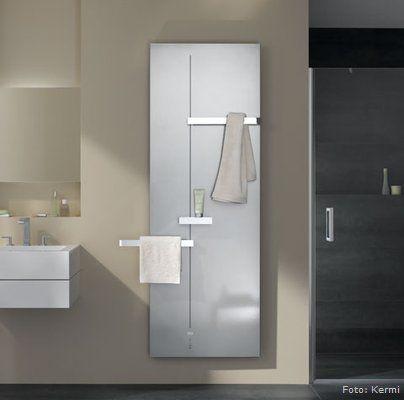 Ideal Dieser Bad Heizk rper bietet viele Gestaltungsm glichkeiten Er ist mit einer Funktionsfuge lieferbar in