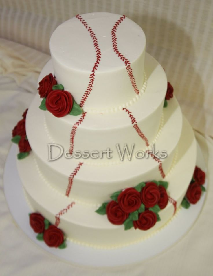 Baseball Themed Wedding Cakes Model Of Wedding Ideas Inspiration Baseball Themed Wedding Cakes On Collection Wedding Cake .jpg