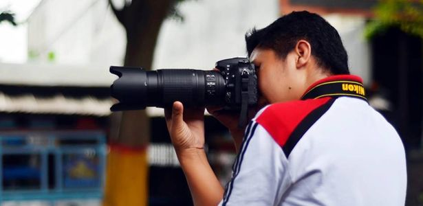 Service about photography