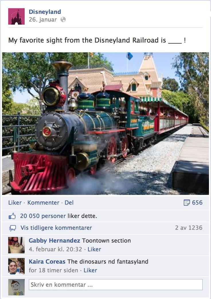 http://facebook.com/Disneyland