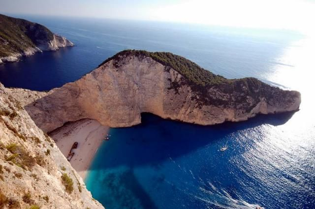 Greece April 2012