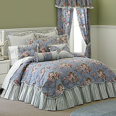 Floral Bedspread - jcpenney