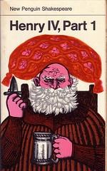 New Penguin Shakespeare: David Gentleman covers