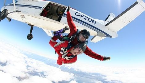 Parachute Tandem Jump This opportunity of a lifetime is a full day stag event in Tallinn.