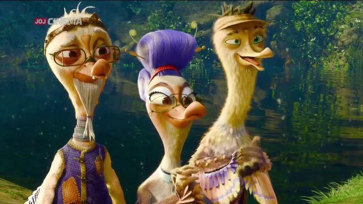 SKAČKANÉ PRÁZDNINY 2015 Animovaný / Komedie / Fantasy / Rodinný CZ Dabing