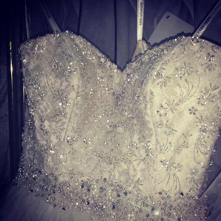 #glam #swarovski #sposa