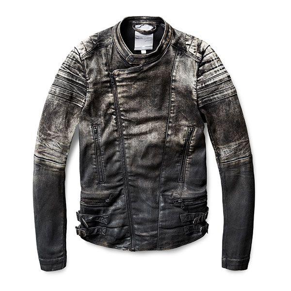 RW Biker Jacket #AW15