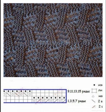 Еще схемки / Вязание спицами / Вязание для женщин спицами. Схемы вязания спицами