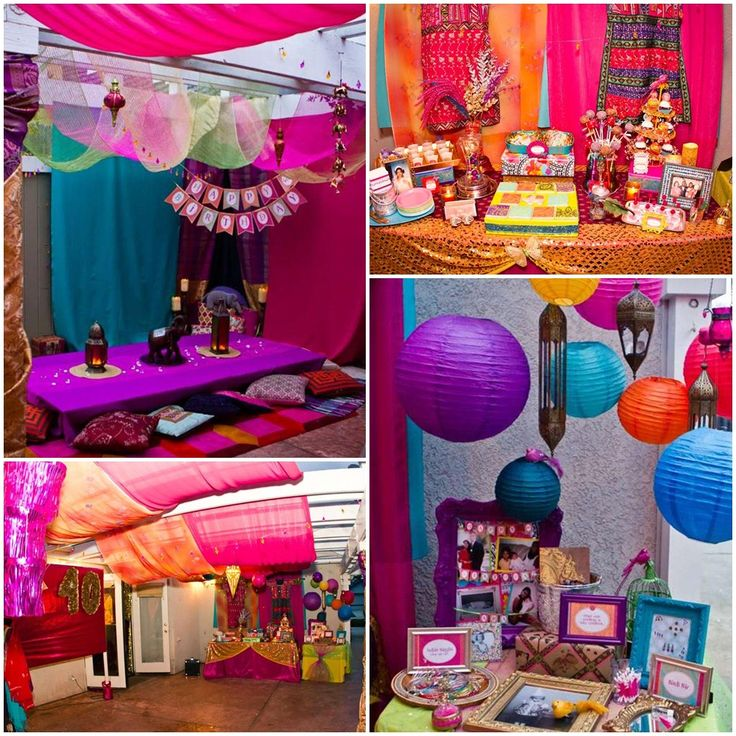 Bollywood Themed Birthday Party Ideas Bollywood Party ...