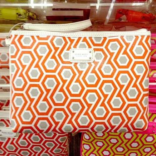 Spotted in Store - It's a mod, mod world NINE WEST bag