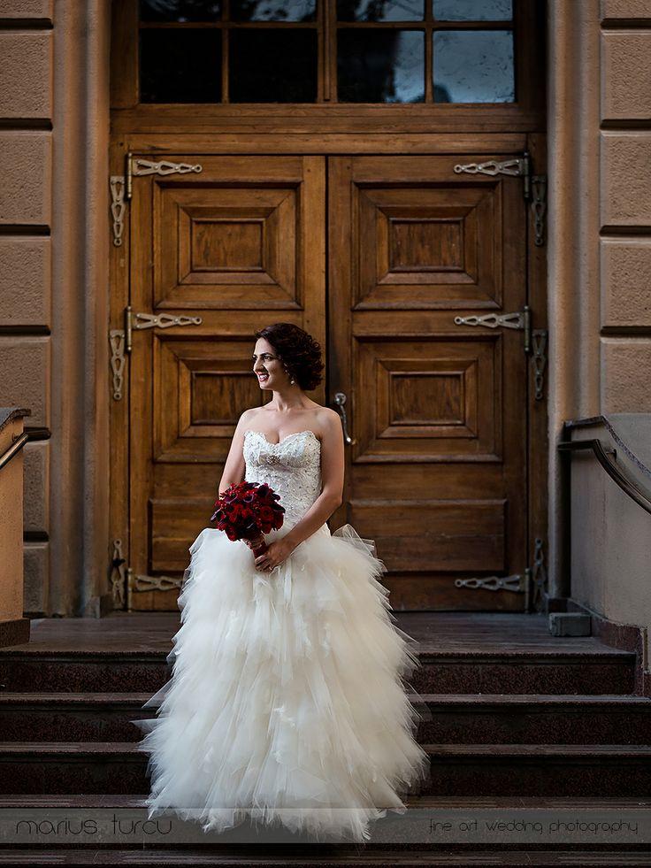sweet bride portrait  (c) Marius Turcu Photography