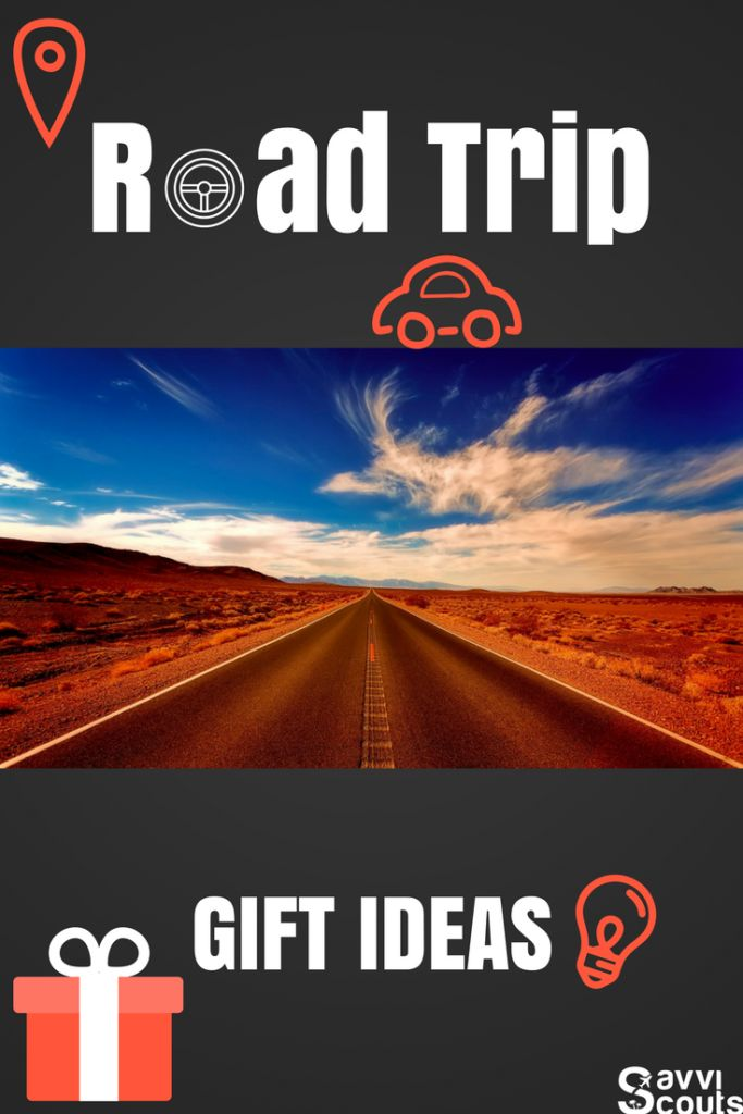 Road Trip Gift Ideas - Gift Ideas for your favorite type of travelers!