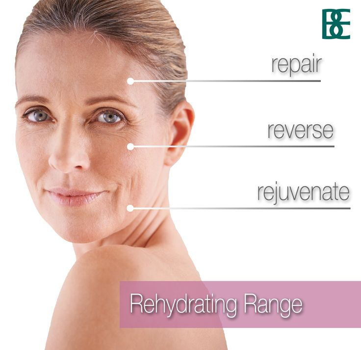 BE's Rehydrating Range focuses on actively encouraging the skins own natural processes to repair & rejuvenate itself.