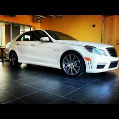 World Record Made by the 2012 E63 AMG by Modern Horsepower