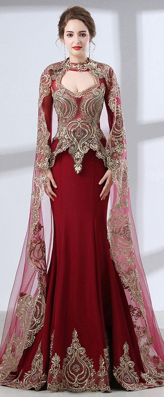 Graceful Tulle & Stretch Leinen Queen Anna Ausschnitt Meerjungfrau Abendkleid mit …   – Dress For Occasions